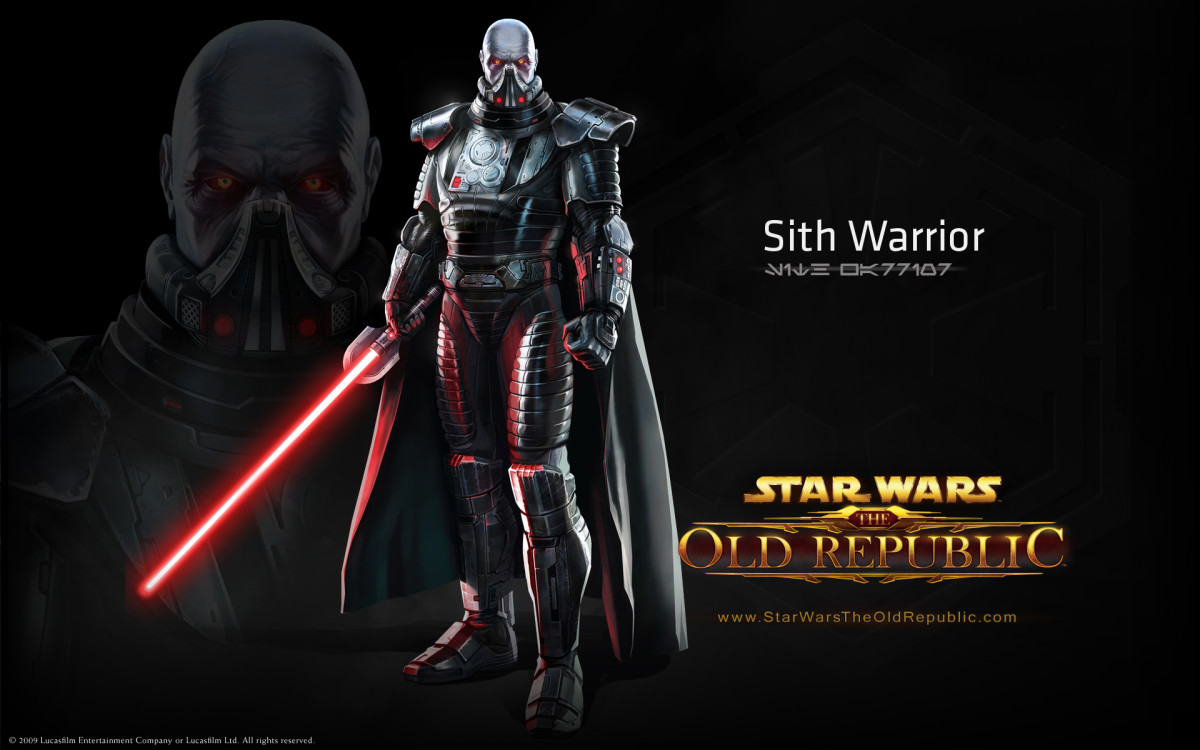 Sith Warrior SWTOR Companion Gift Guide