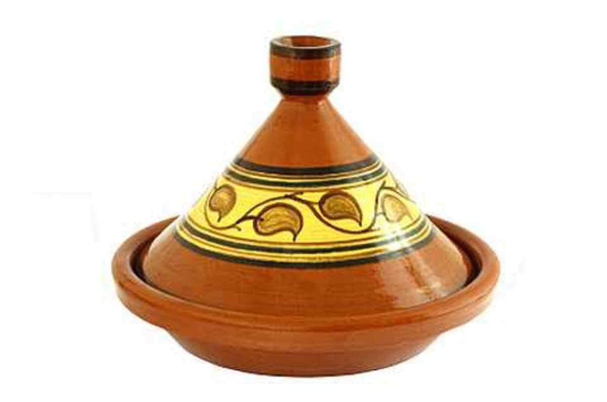 Traditional Tagine Dish