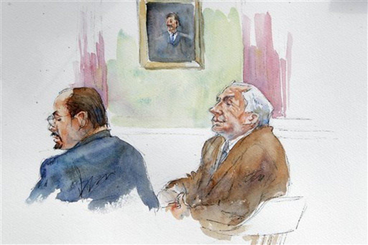 """Jerry Sandusky Trial"""