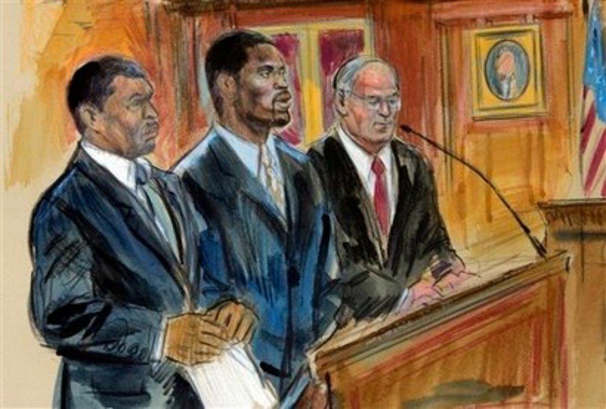 """Michael Vick Trial"""
