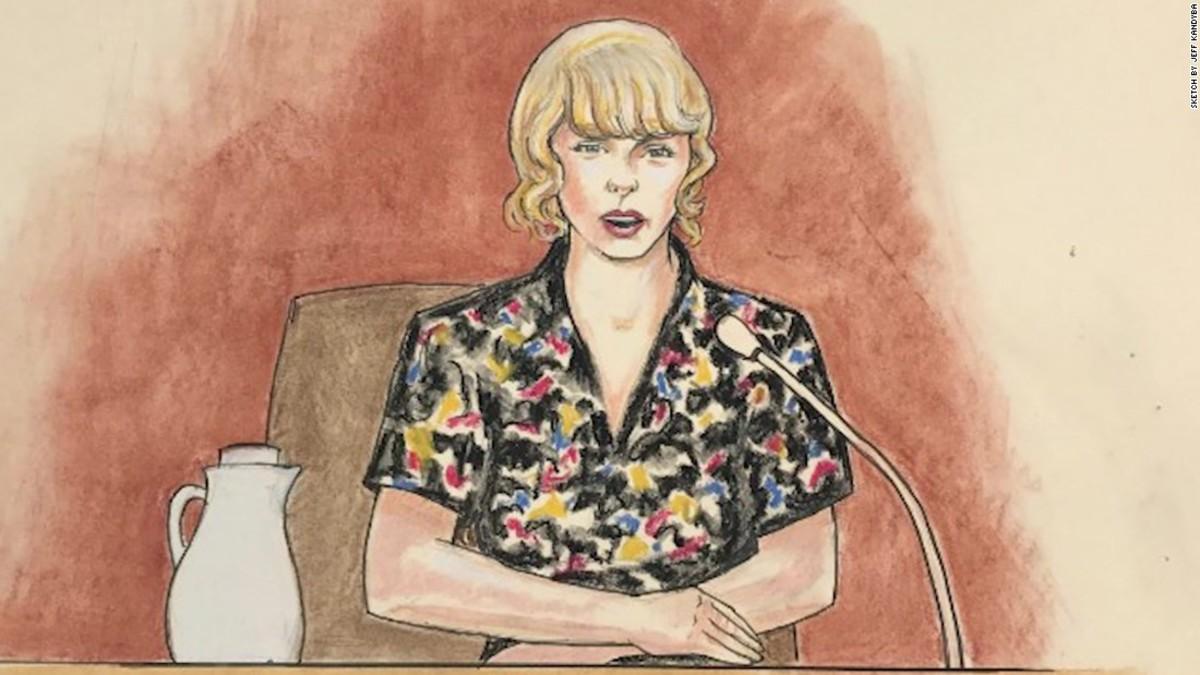 """""""Taylor Swift vs. DJ David Mueller"""""""