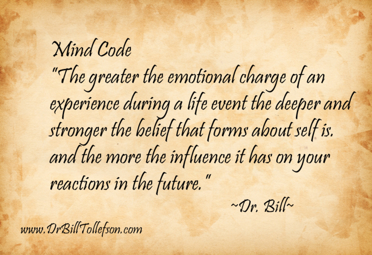 Mind code silently governs your whole life.