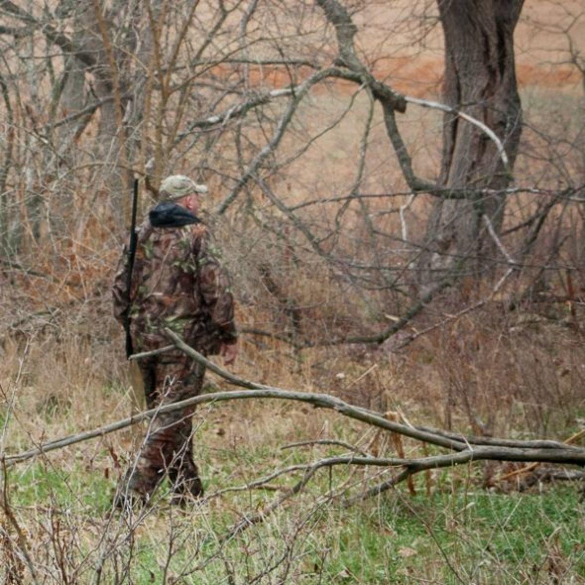 Deer hunting in Eastern Nebraska