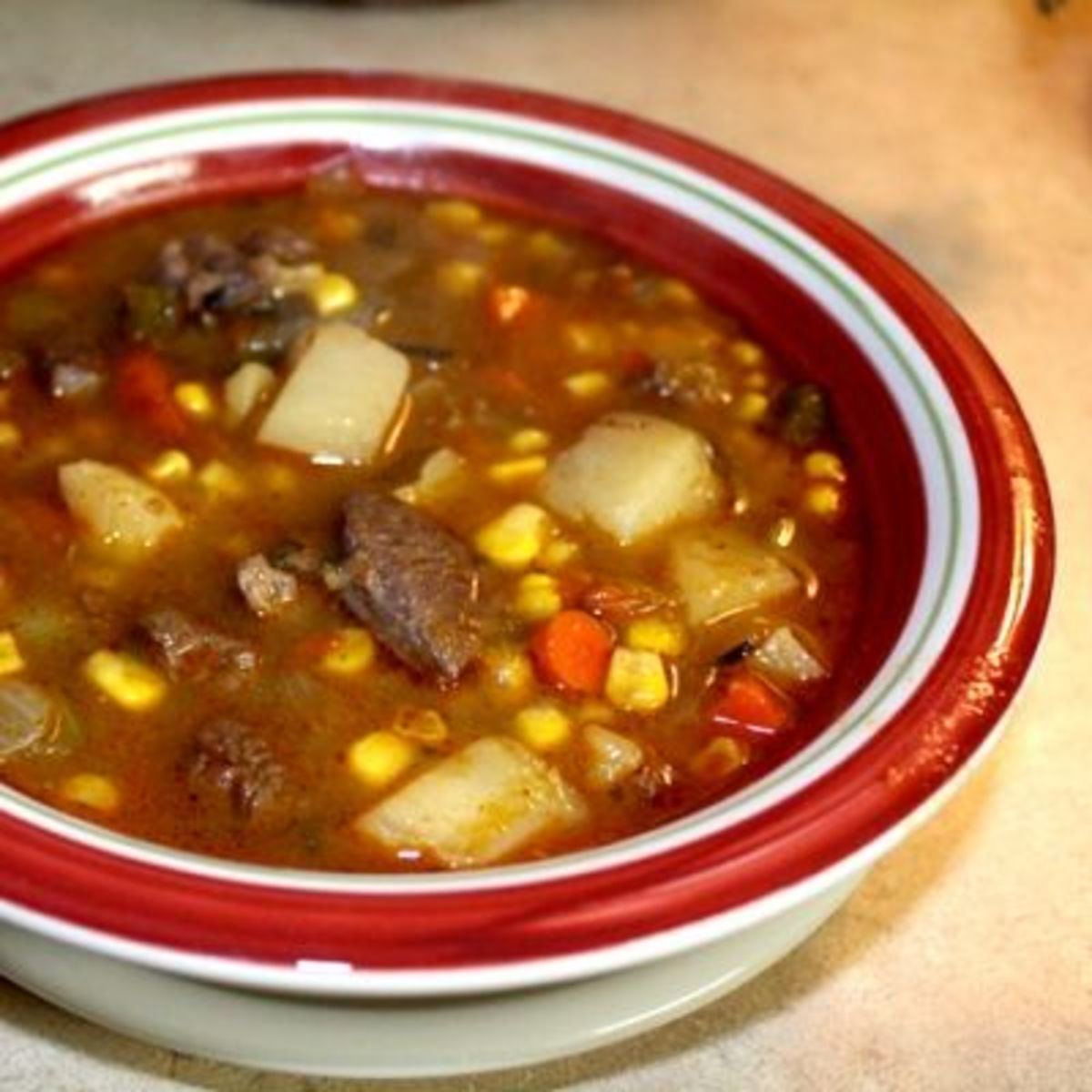 Venison Stew (alternative recipe)