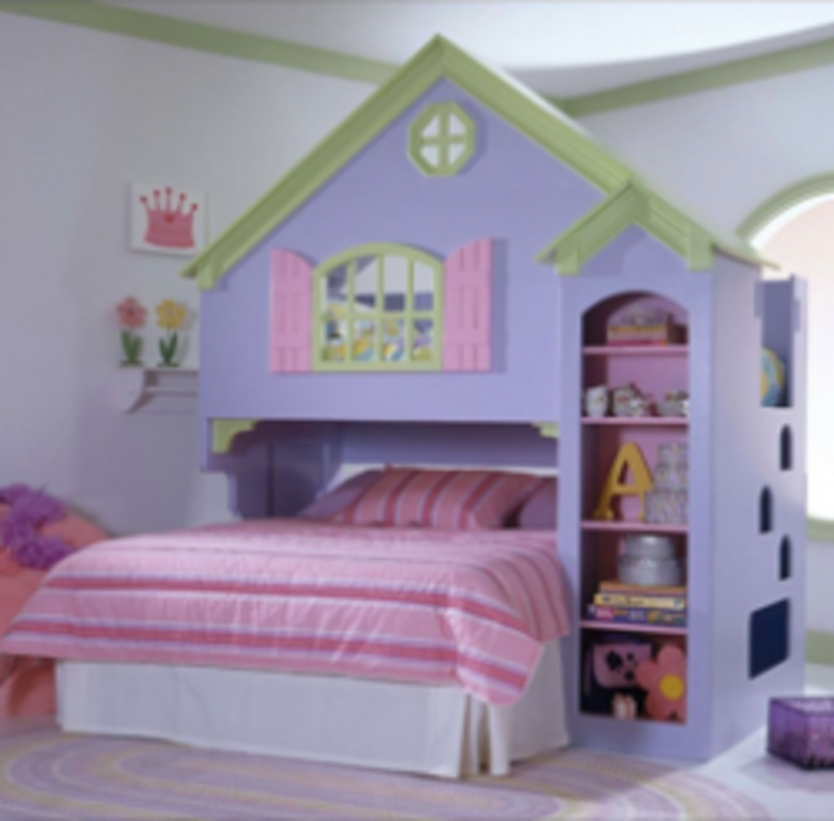 Most Popular Loft Beds For Girls