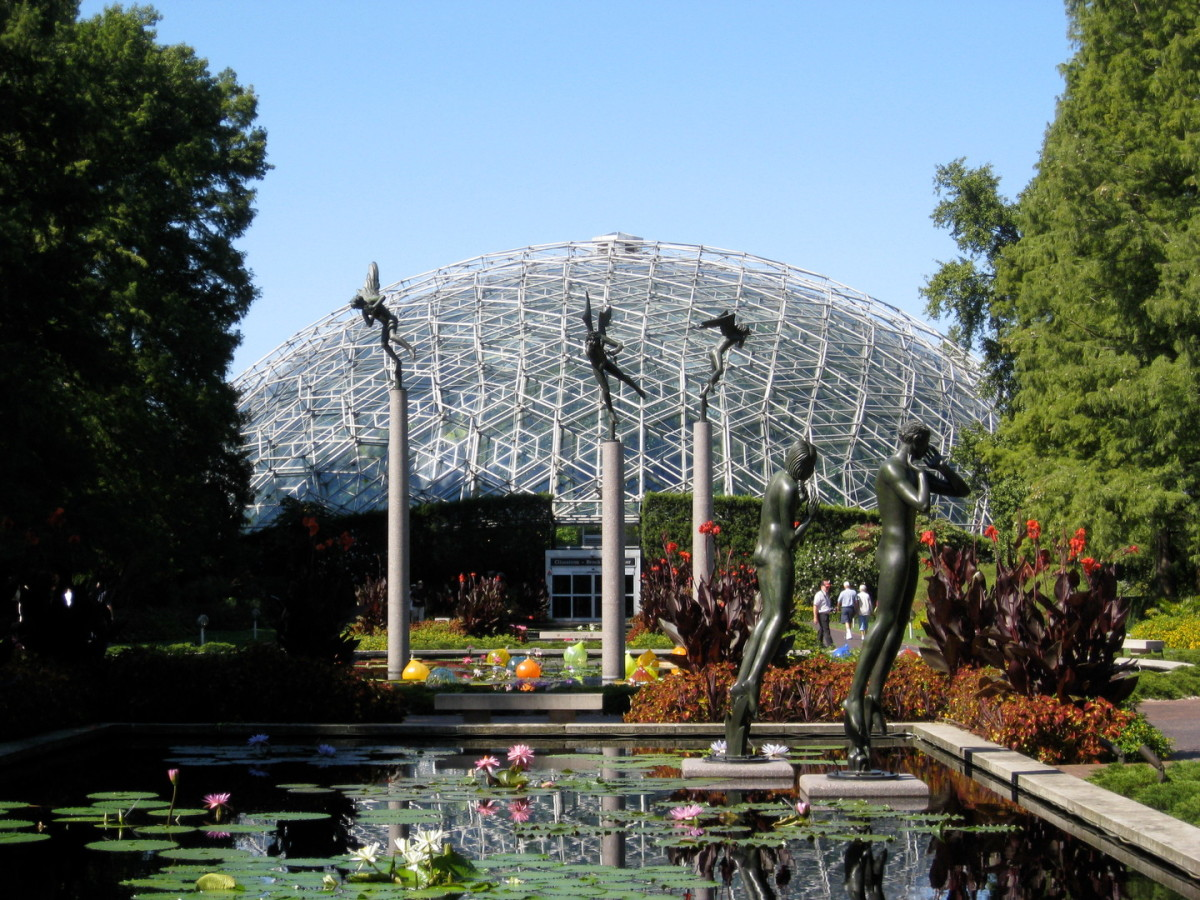 Missouri Botanical Garden, St. Louis MO