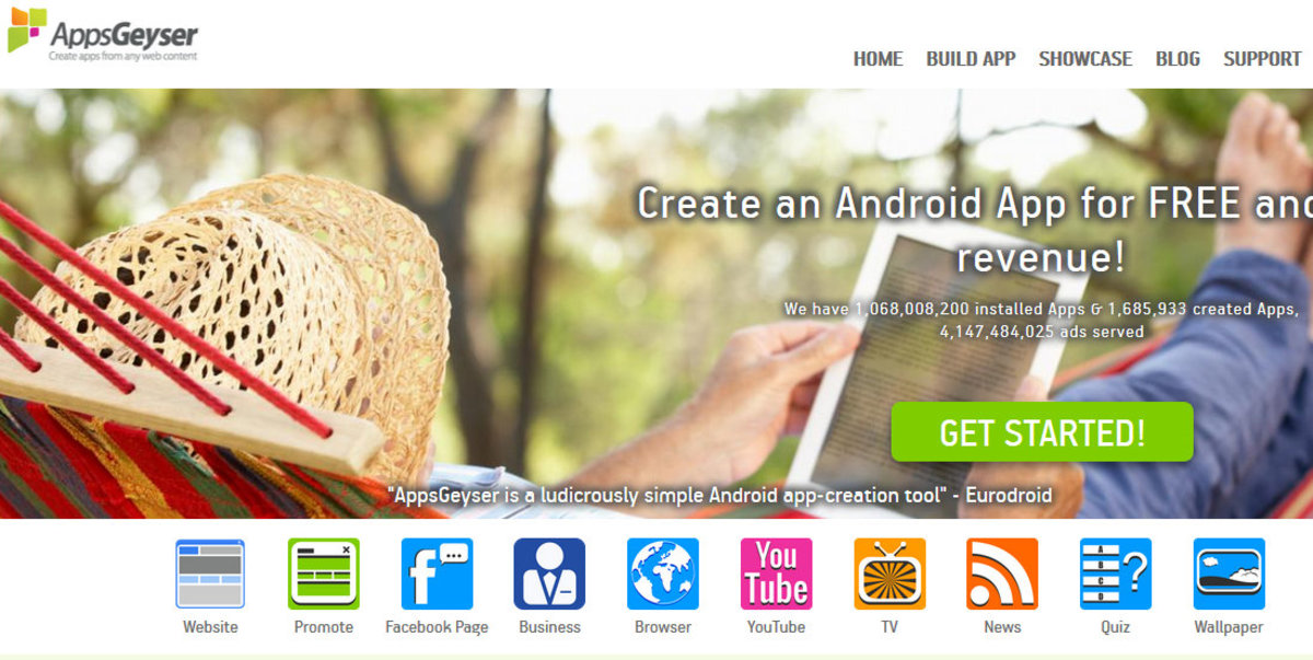 8 Best Android App Makers