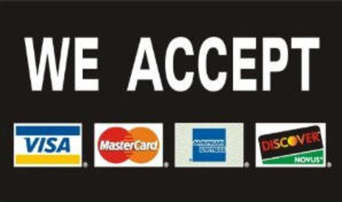 Credit Cards are generally not accepted in Japan