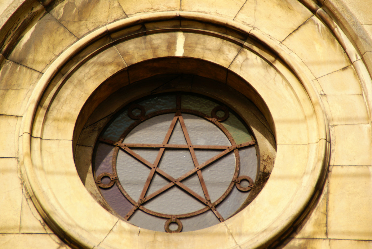 Example of a pentangle