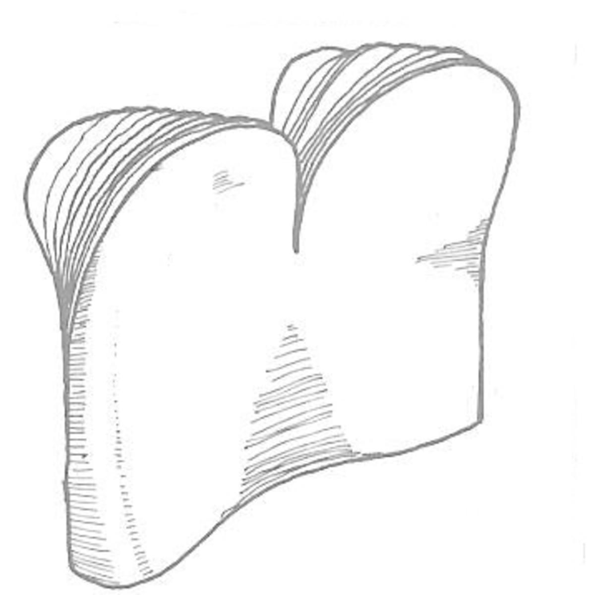 Cutting the Petal Shape