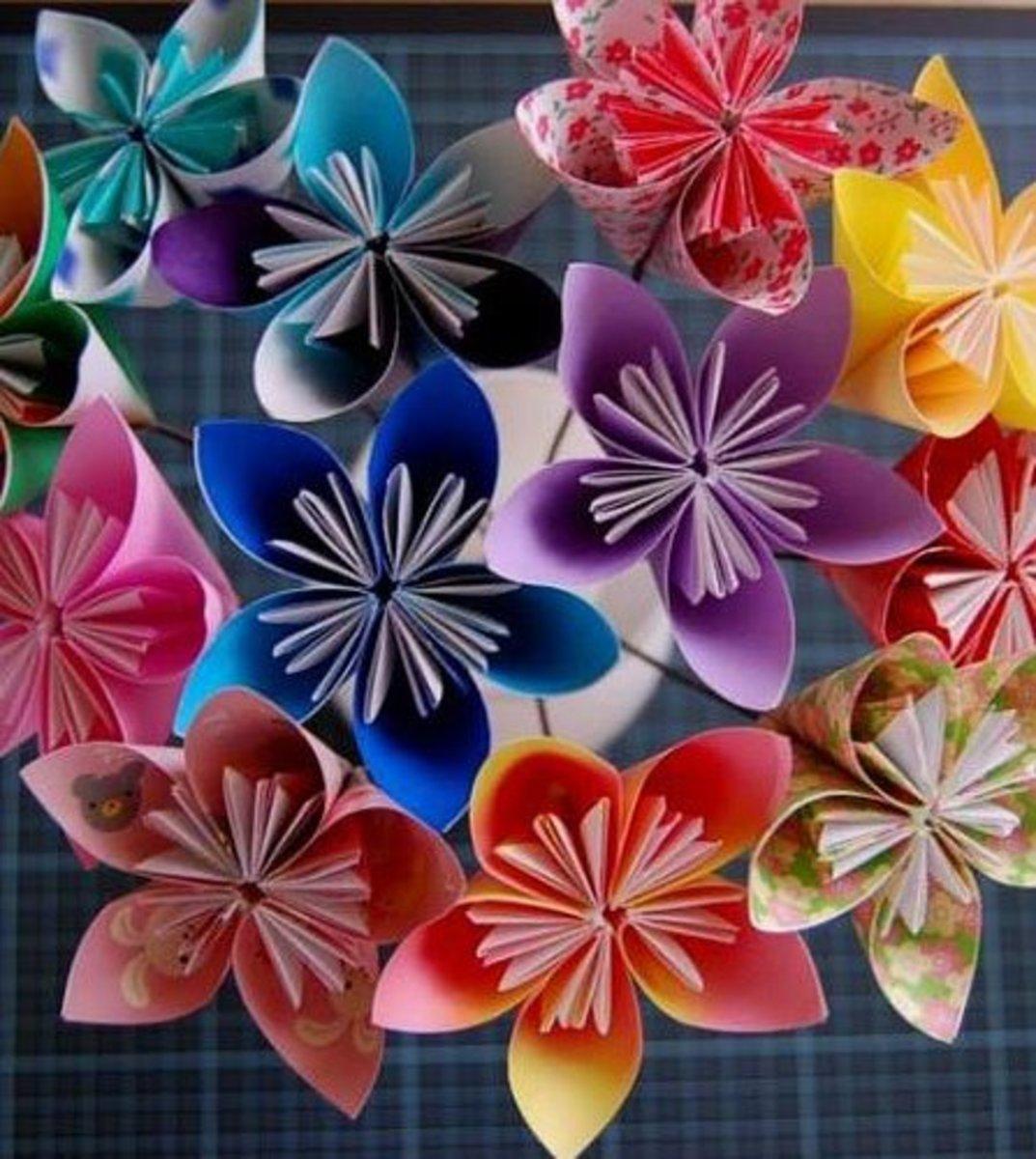 Цветы из шли своими руками