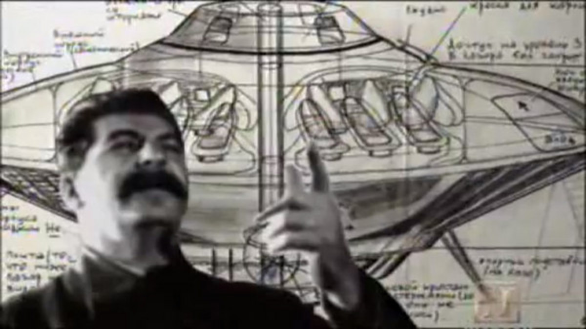 UFO Disclosure In Russia - Dmitry Medvedev, the Russian Military, UFO's and Aliens Amongst Us