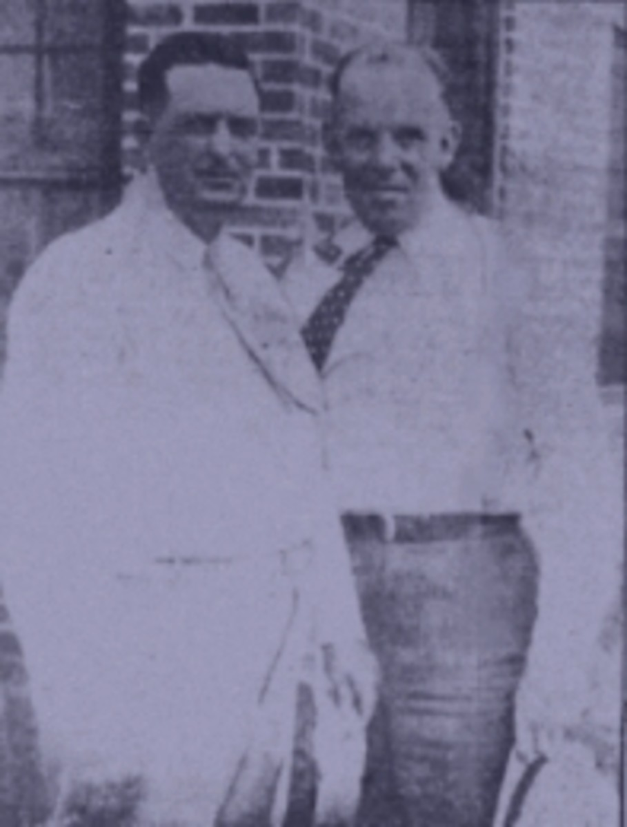 Coffey(left) and Baxter(right)