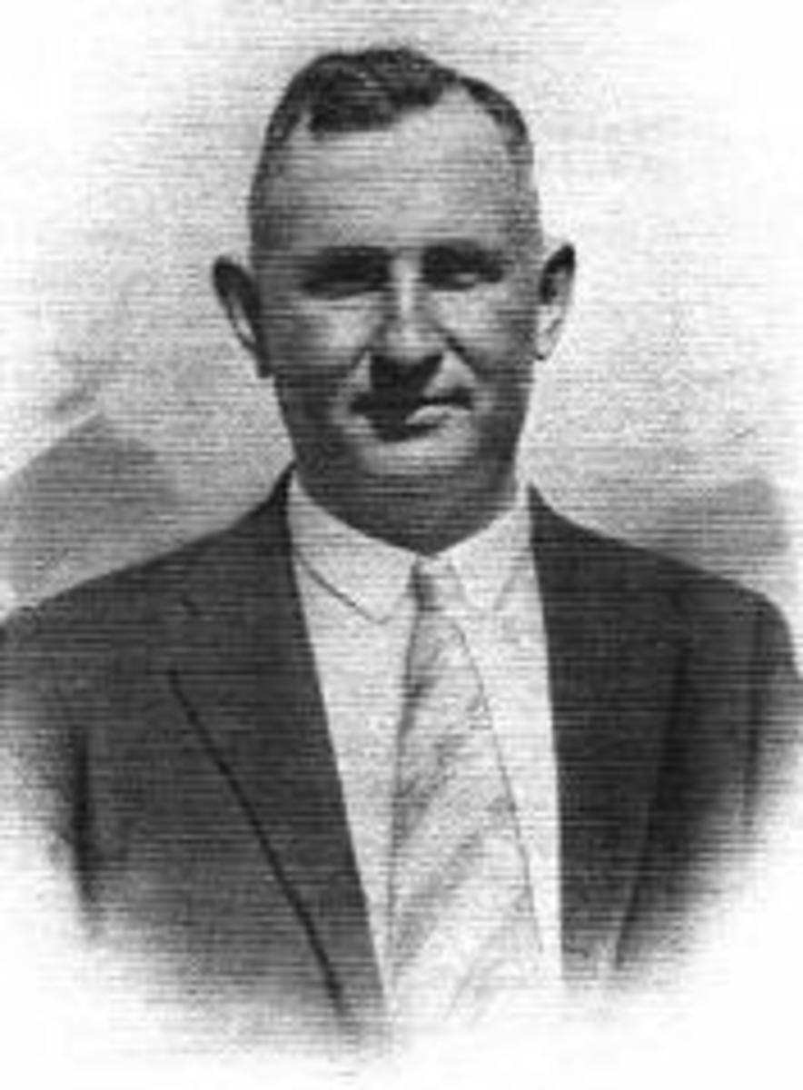 Marshal Henry D. humphrey, 51 years of age