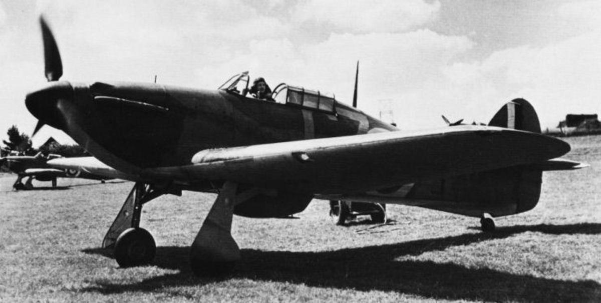 Hawker Hurricane Squadron 501