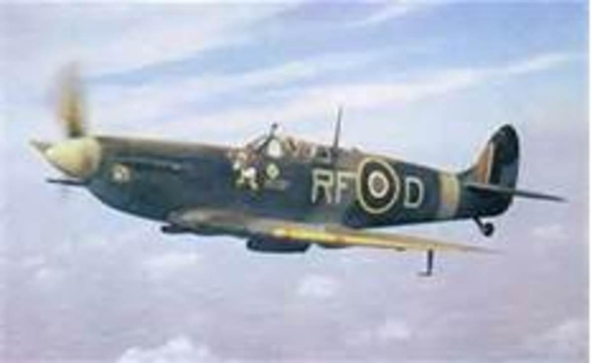 Supermarine Spitfire Squadron 303 (Polish)