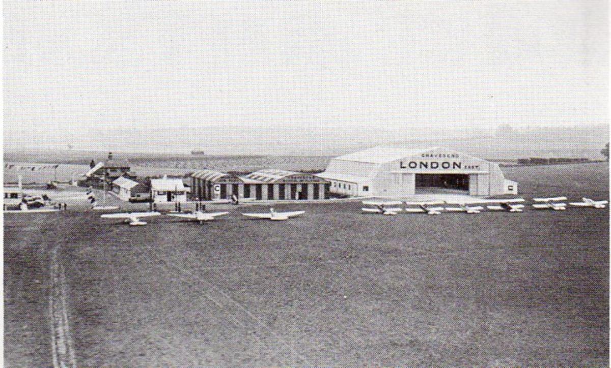Gravesend airport