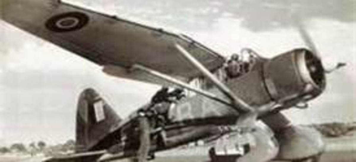 Westland Lysander Squadron 277