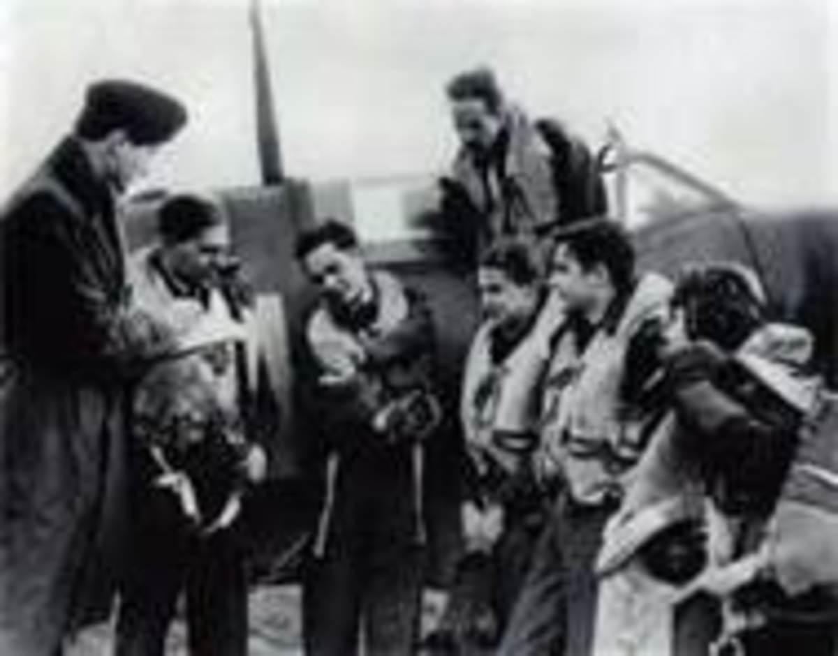 Eagle Squadron 133 (American)