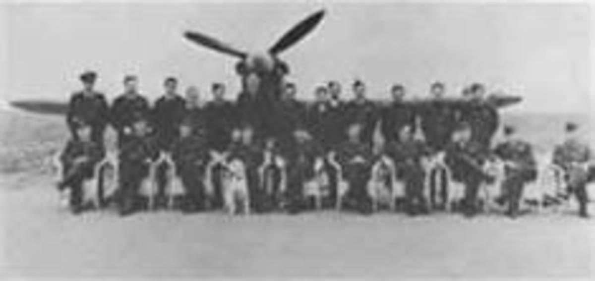 Eagle Squadron 121 (American)