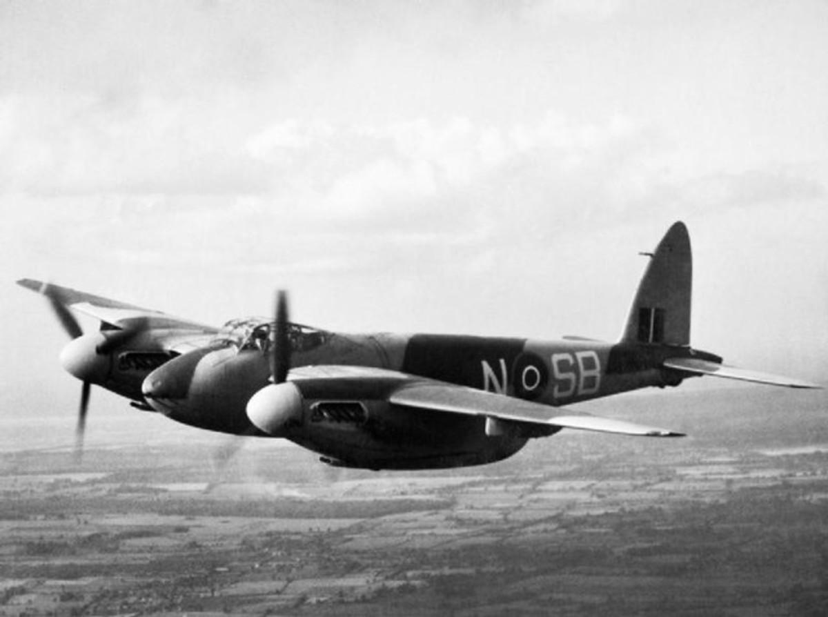 Mosquito Squadron 464