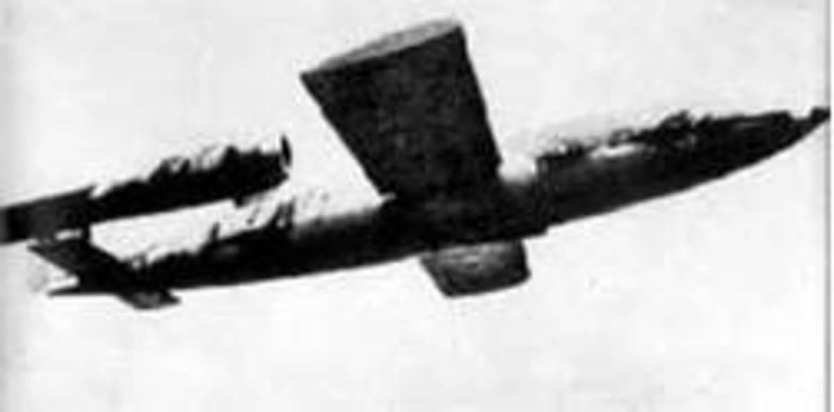 Fieseler Fi 103  - V1 Flying Bomb (Doodlebug)