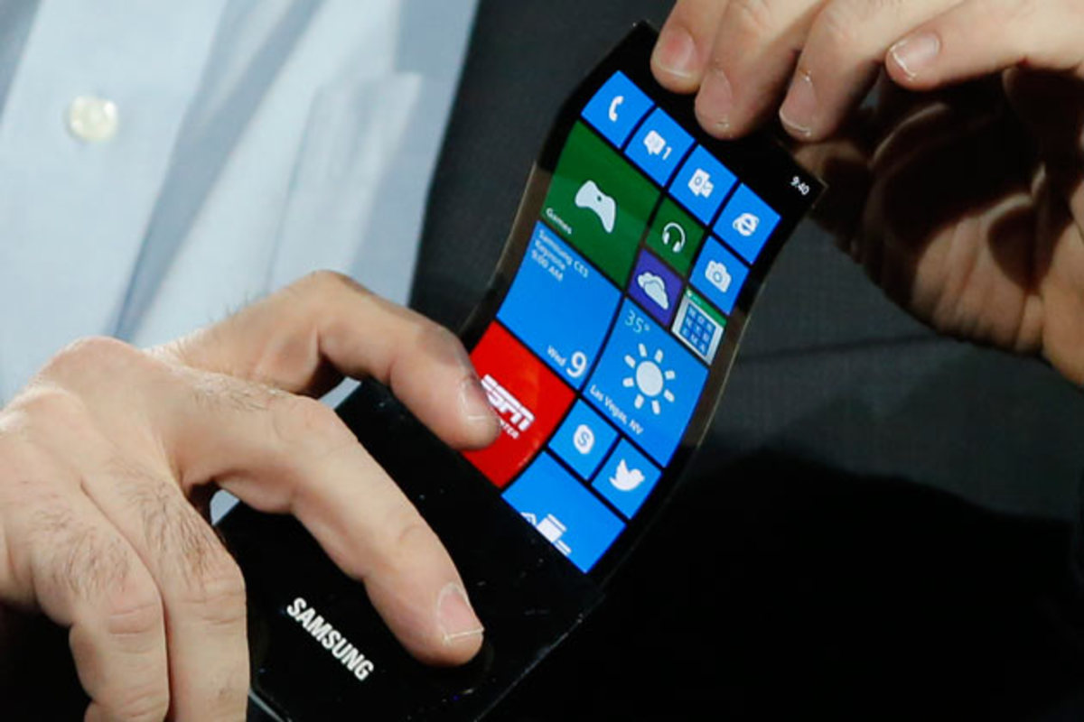 Bendable and Flexible Samsung Youm