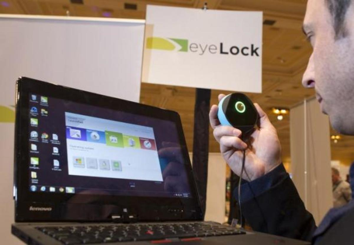 EyeLock myris Iris Scanner