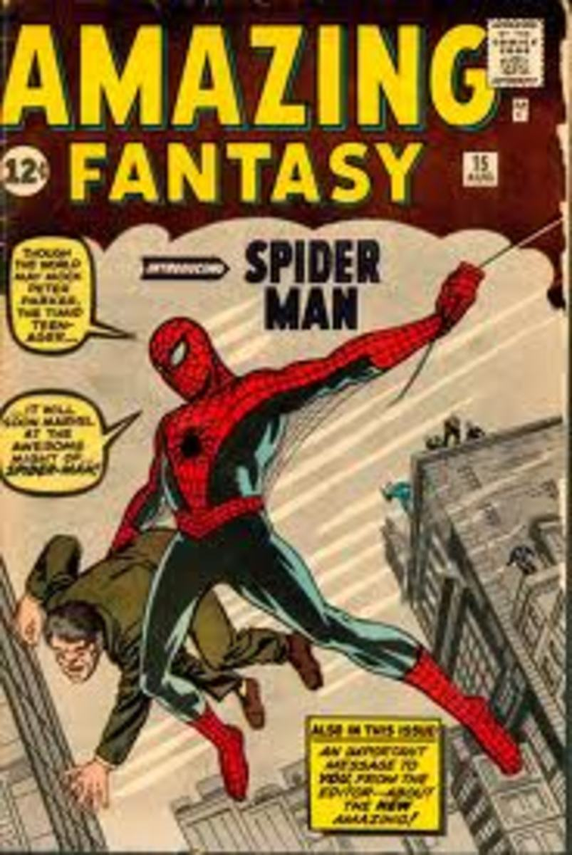 This comic book has reached over $1 million dollars at auction.