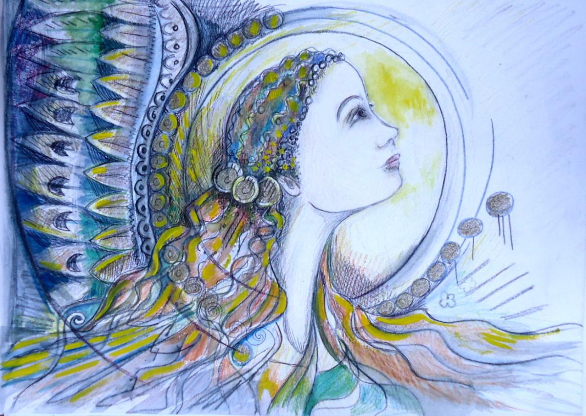 Suzanne -Sorge's Angel