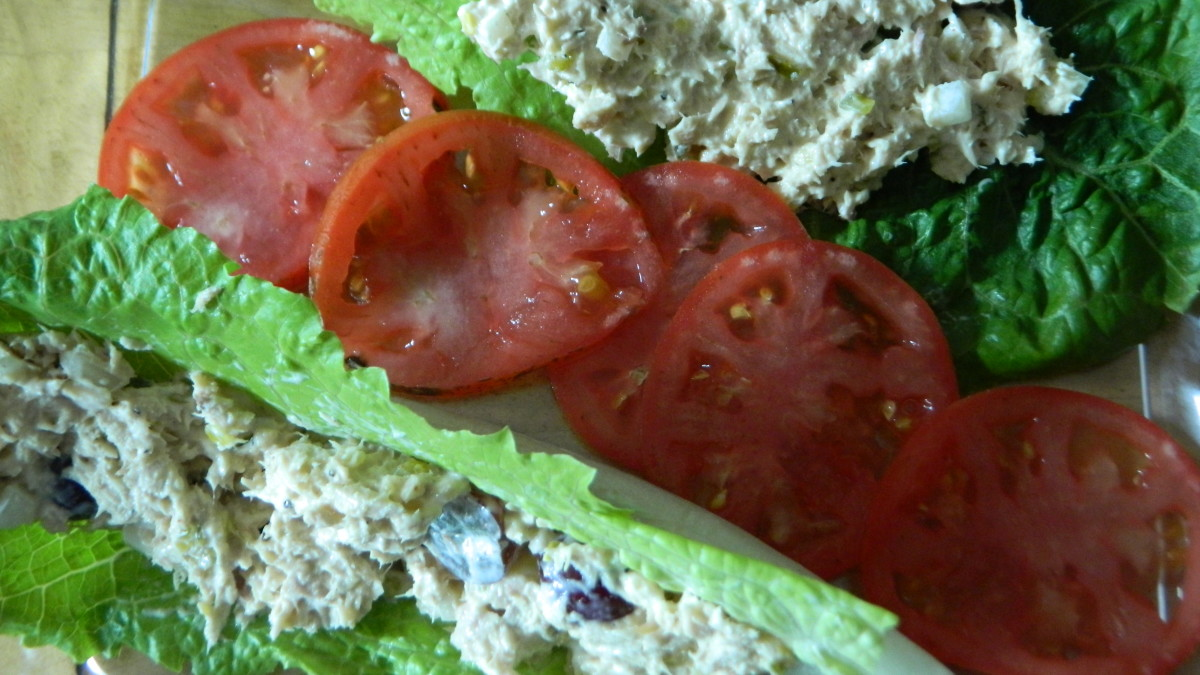 The Very Best Tuna Salad Ever