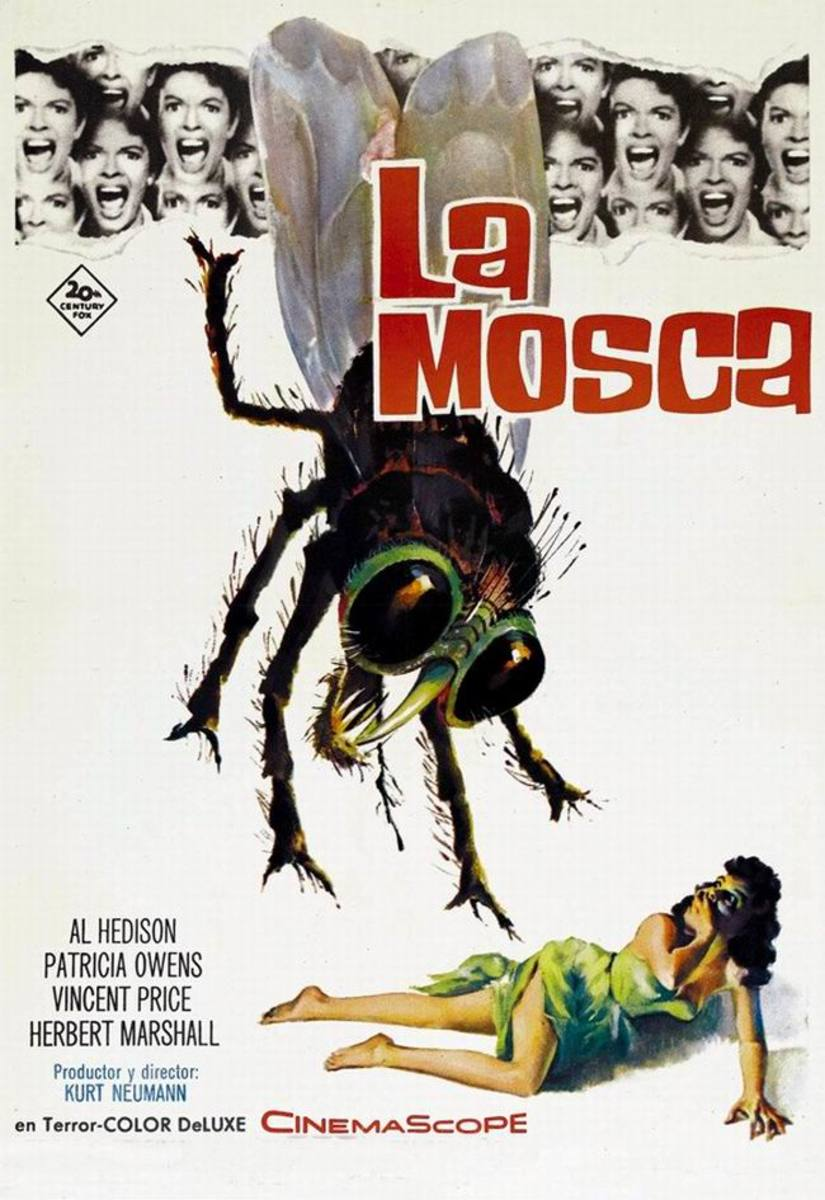 The Fly (1958)