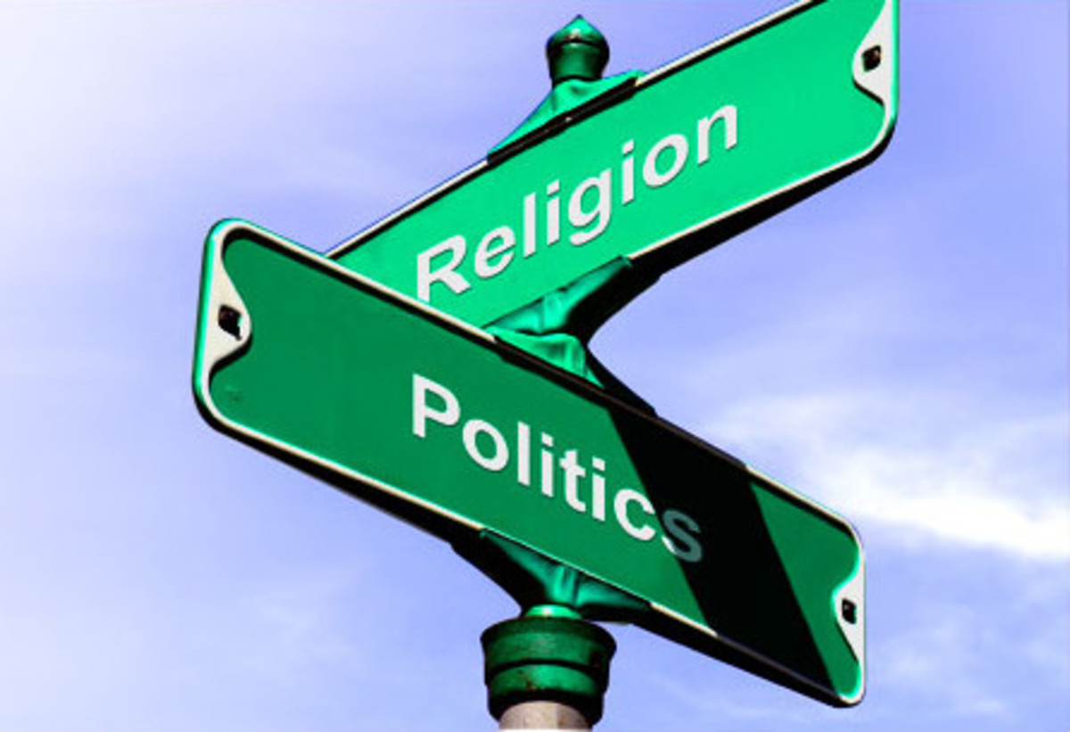 How does Religion Affect the Political Process?
