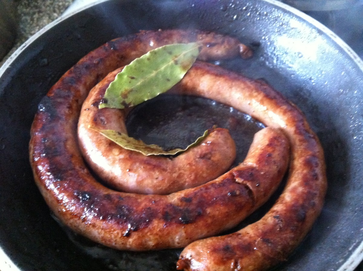 Tasty Italian Sausage Recipe