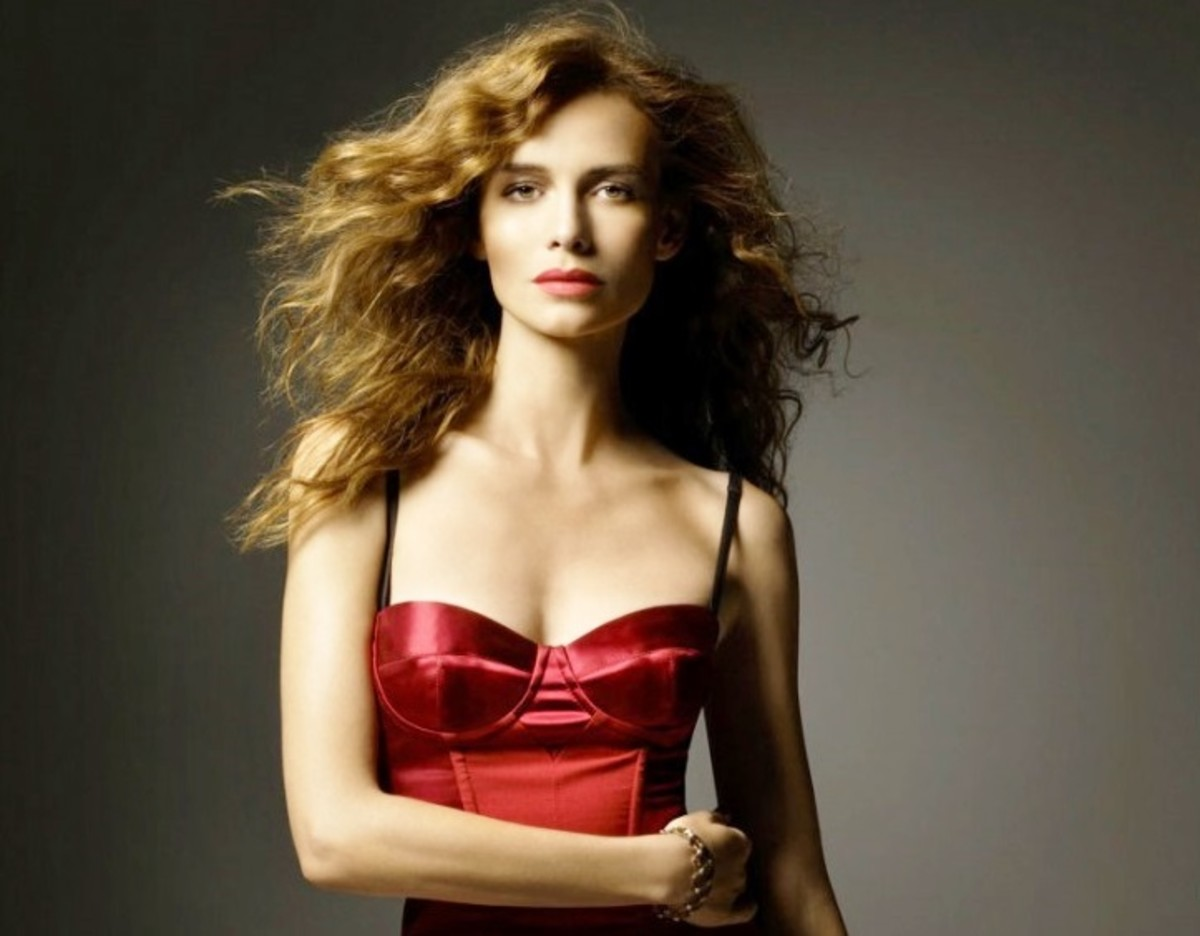 Hot Saffron Burrows in Tempted
