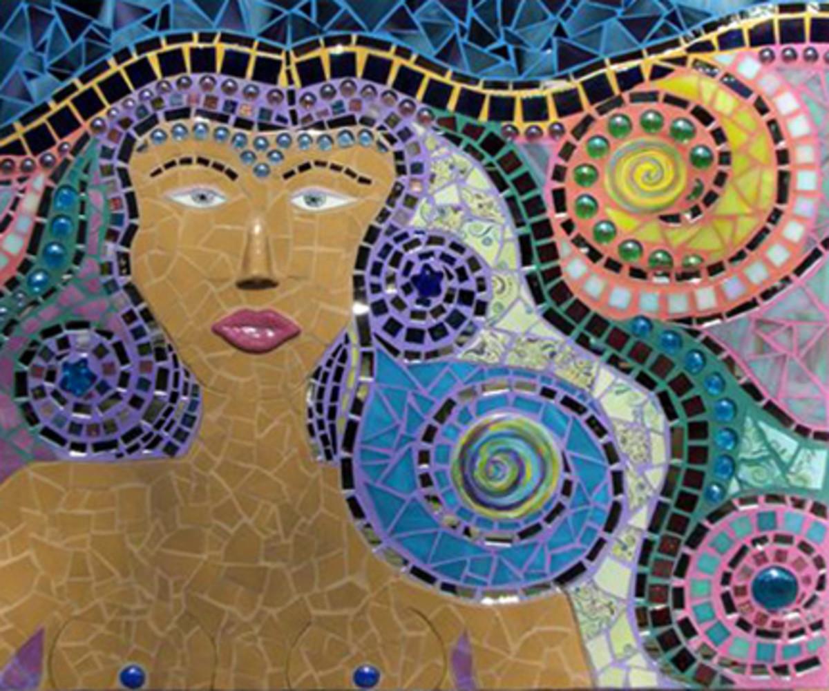 The Goddess Danu