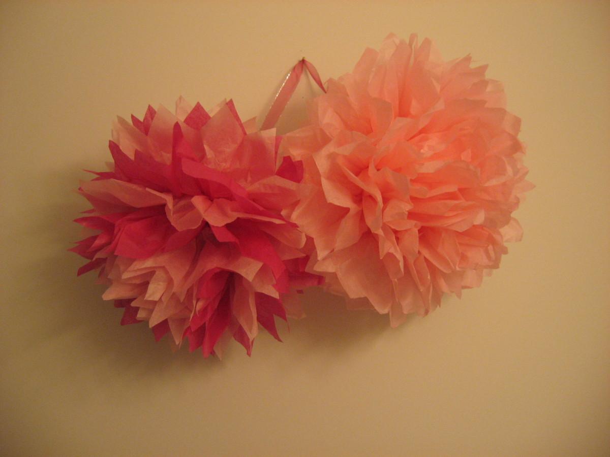 how-to-make-valentine-napkin-flowers