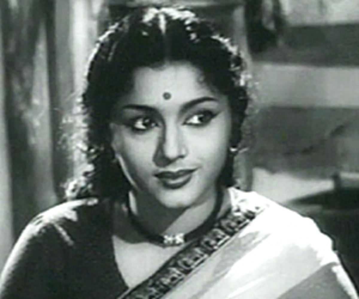 Beautiful South Indian Actresses in Hindi Movies (Part I)