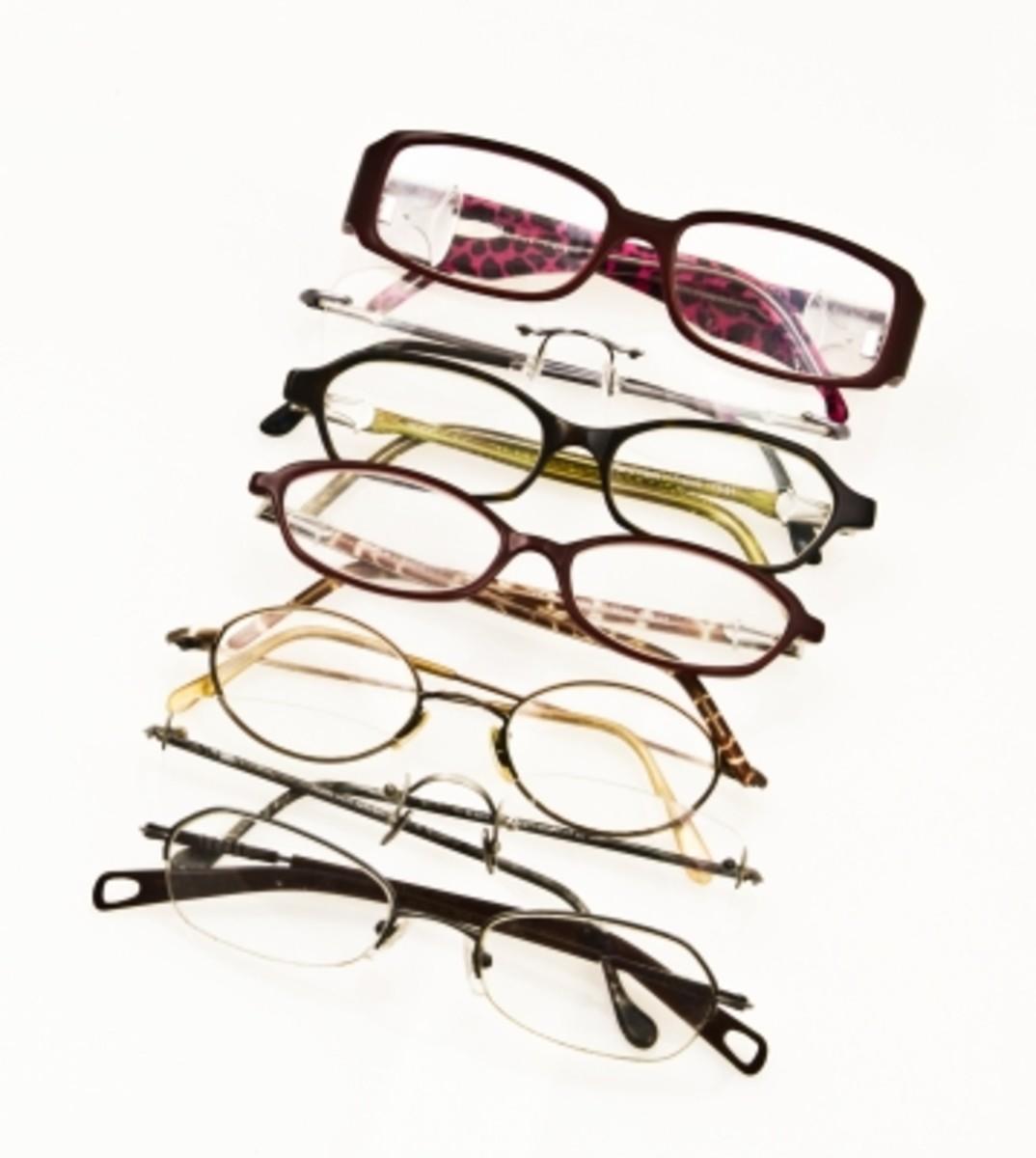 Eyeglasses for Your Face Shape hubpages