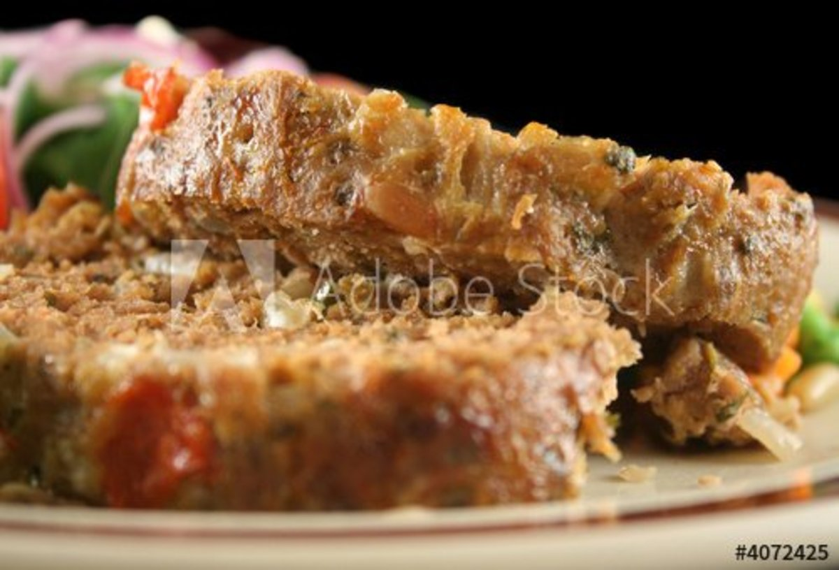 Meatloaf - A Favorite Comfort Food