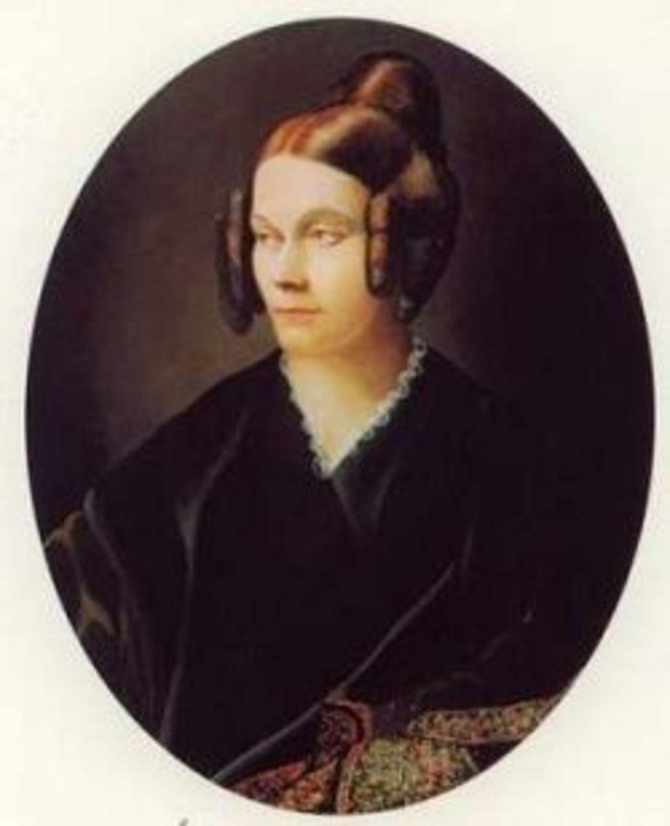 Comtesse de Segur, her portrait