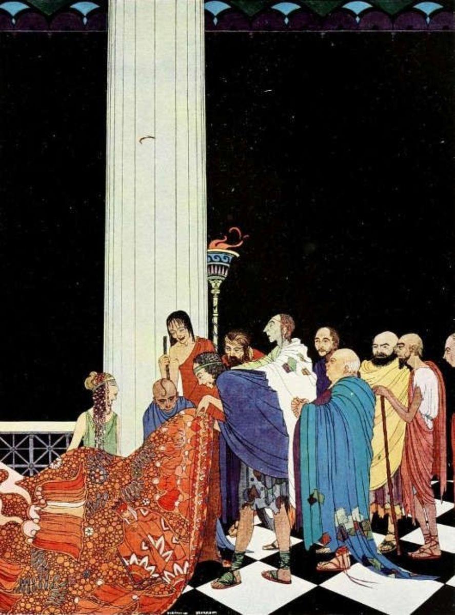 Ulysses at Circe