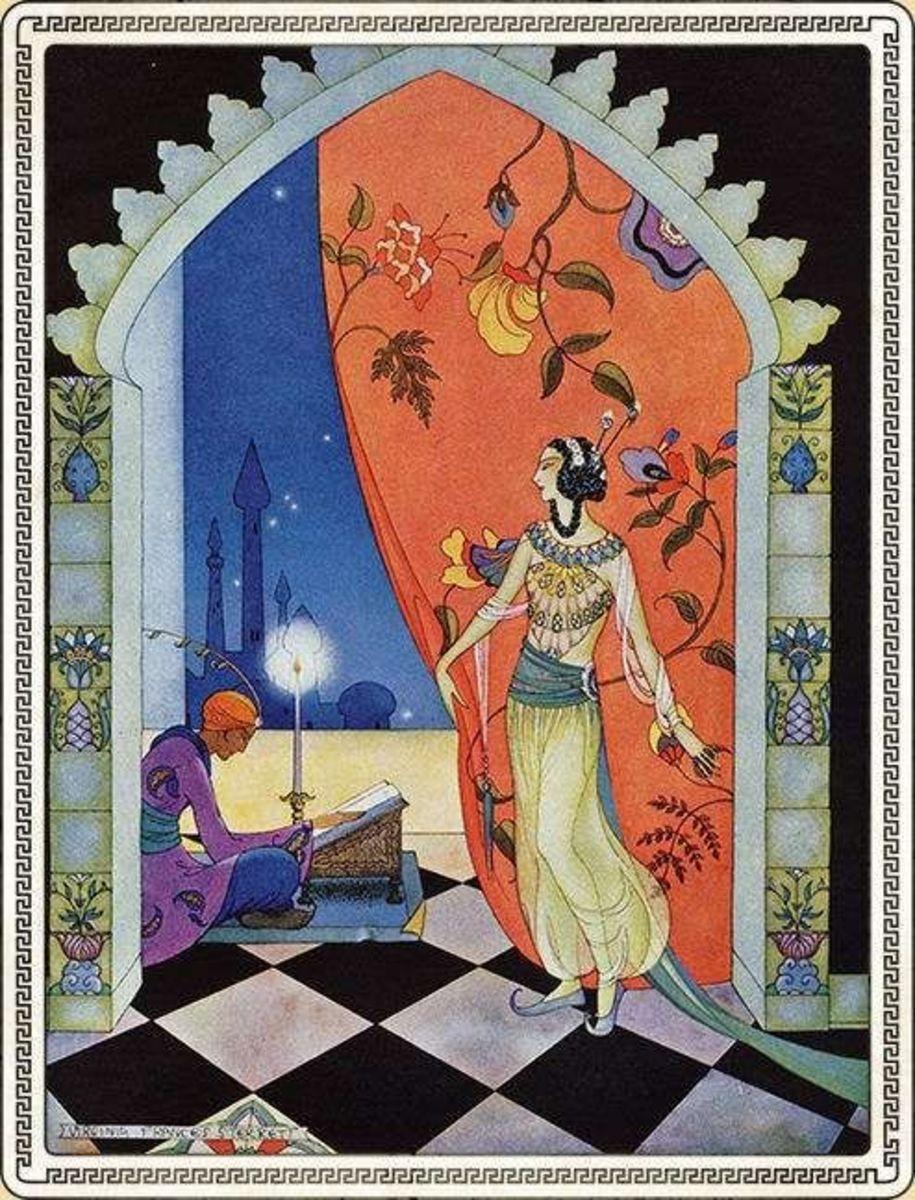 Virginia Frances Sterrett: Arabian Nights