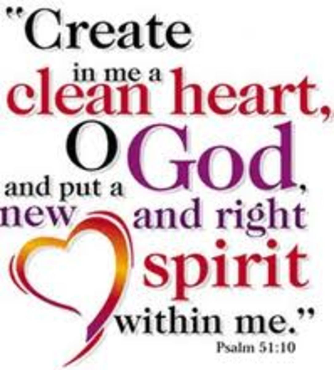This is my daily prayer to You Lord!