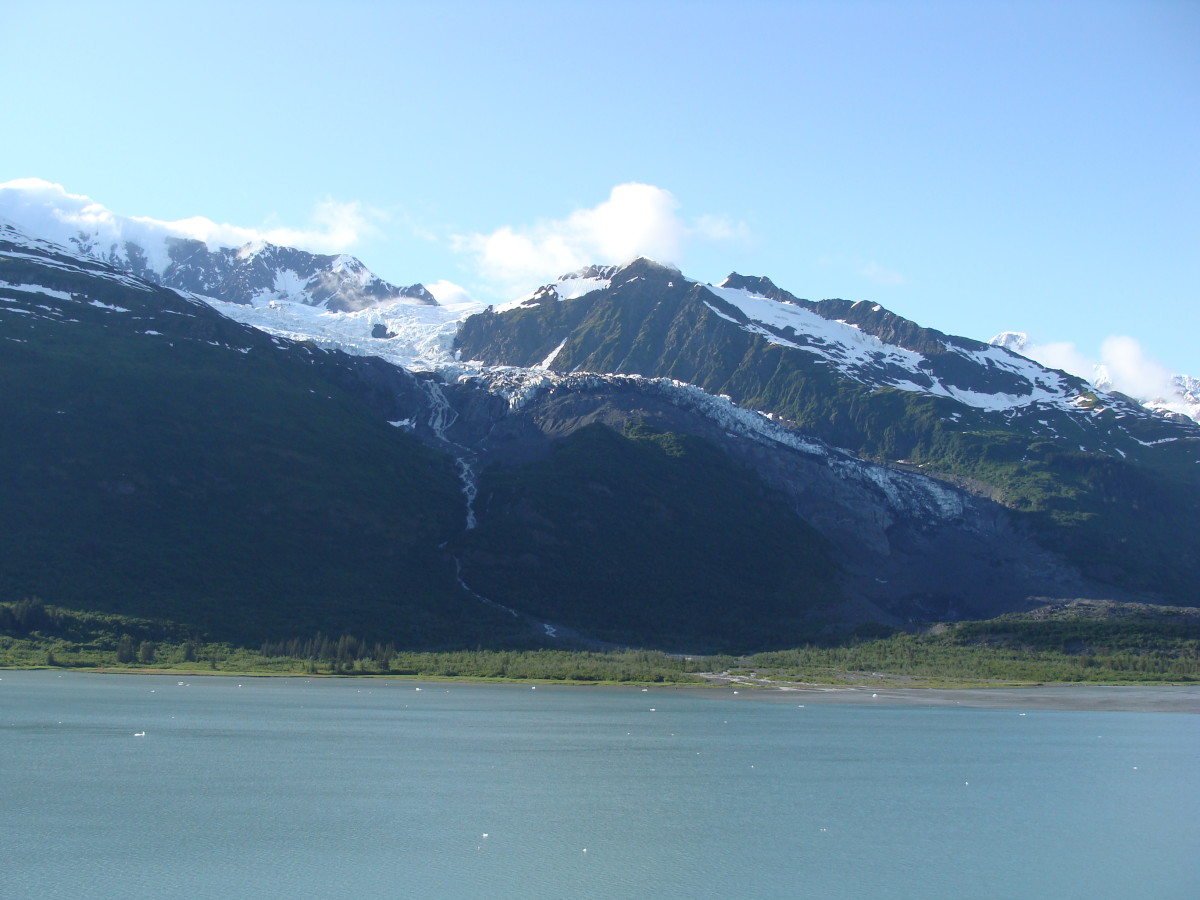 Alaska - The Russian Bridgehead into North America.