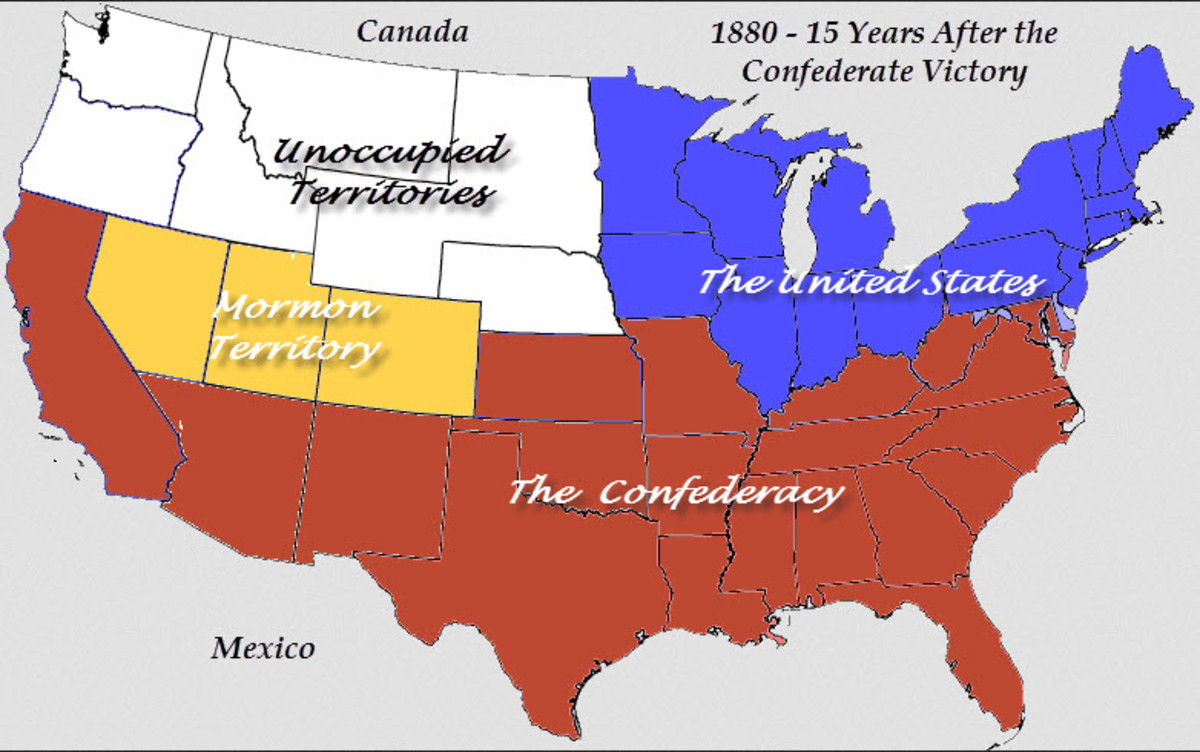 The United States After a Confederate Victory