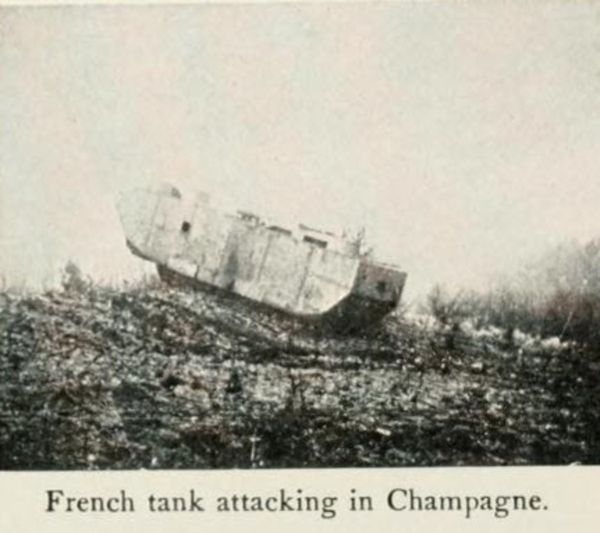 Without American Help The British and French Were Left to Face the German Empire on Their Own