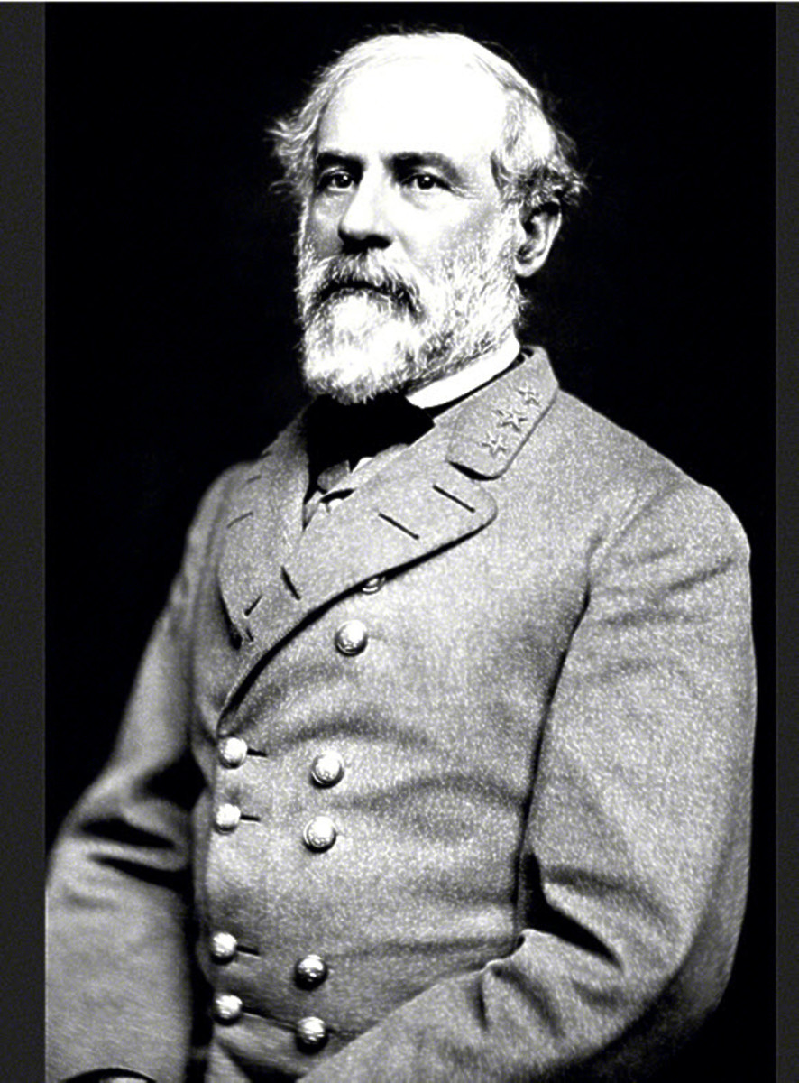 General Robert E. Lee - The Great Confederate General Who Led the South to Victory and Occupied Washington
