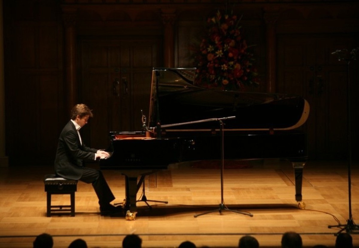 The Magnificent Concert Pianist
