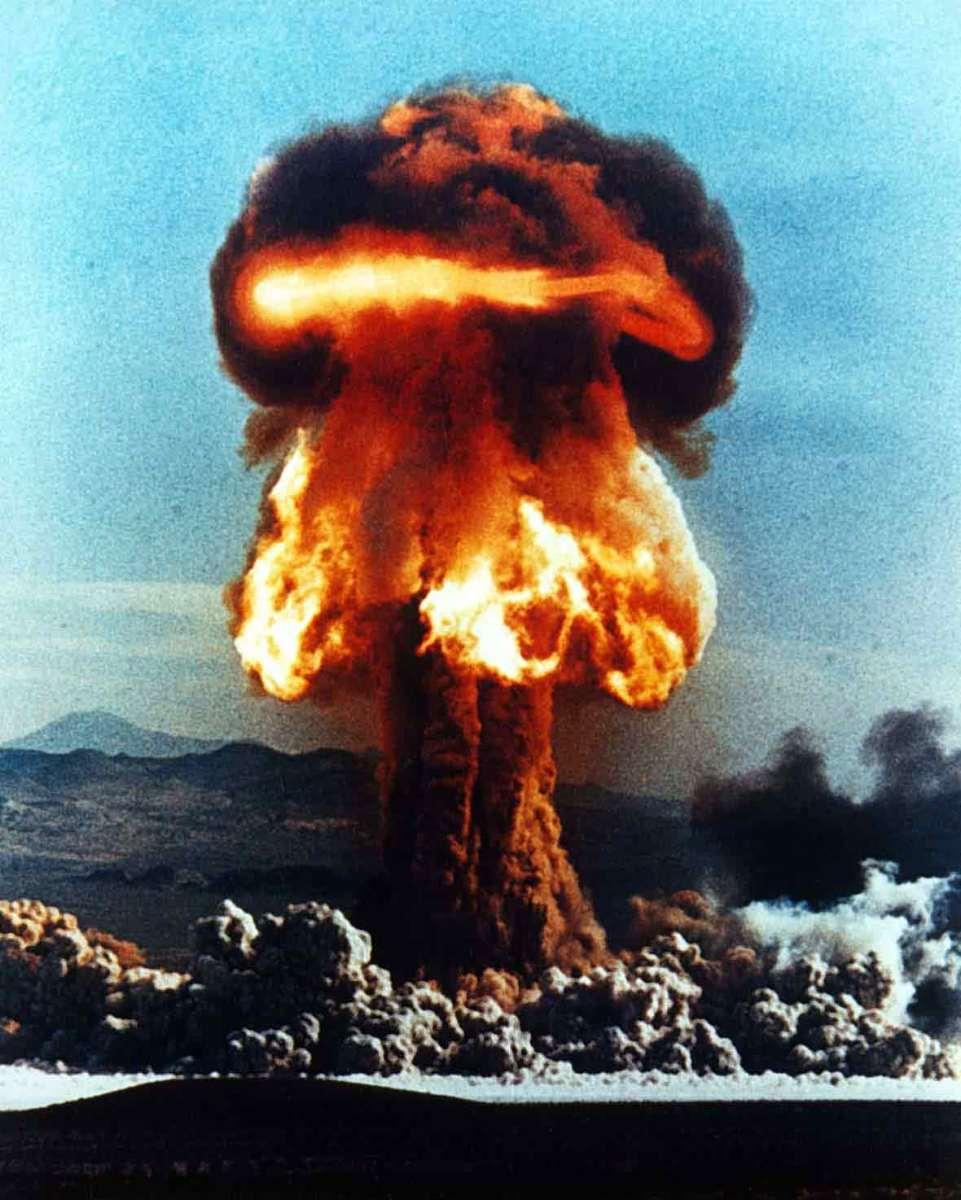Nuke Explosion